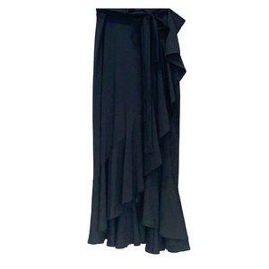 Flounce Rap Skirt
